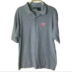 Pro Edge Detroit Red Wings Polo